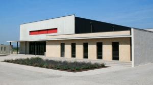 <p>Salle des fêtes<br>& salles associatives</p><p>Construction</p>