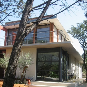 <p>MAISON VB</p><p>Construction</p>